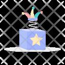 Surprise box Icon