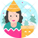 Surprise Gift Icon
