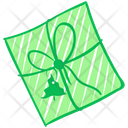 Surprise Gift Gift Wrapping Ribbon Icon