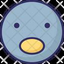 Surprised Emoticons Smiley Icon