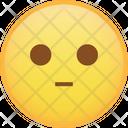 Surprised Emoji Emoticon Icon