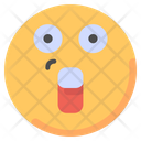 Surprised Emoji Emot Icon