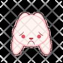 Heart Emotion Expression Emoji Face Animal Thinking Notice Icon
