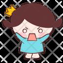 Surprised Scream Frighten Icon