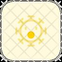 Surprised Coronavirus Emoji Coronavirus Icon