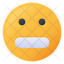 Surprised Face Emoji Icon