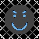 Surprised Emoji Face Icon