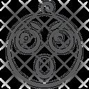 Emoticon Emoji Funny Emoji Icon