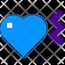 Surprised Heart Icon