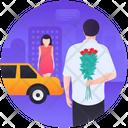 Surprising Flowers Icon