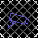 Surveillance Video Cctv Icon