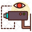 Surveillance Cctv Surveilance Camera Security Icon