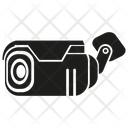 Cctv Surveillance Camera Video Icon
