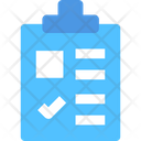 Survey Appointment Request Checklist Icon