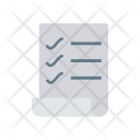 Survey Checklist File Icon