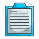Survey List Layout Icon