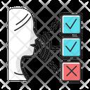 Survey Audio Response Icon