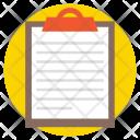 Survey List Checklist Icon