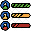 Survey Results Voting Communications Icon