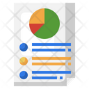 Survey Results Report Analysis Icon