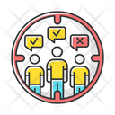 Survey Target Audience Icon