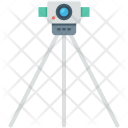 Survey Theodolite Icon