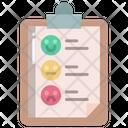 Surveys Feedback Review Icon
