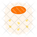 Sushi Maki Rice Icon