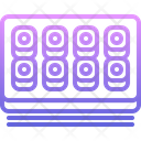 Roll Box Fast Icon
