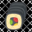 Sushi Japanese Dish Icon