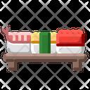 Sushi Food Japanese Icon