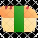 Sushi Japanese Seafood Icon
