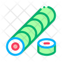 Sushi Roll Cooking Icon