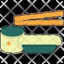 Sushi Food Fish Icon