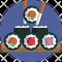 Food Sushi Tasty Icon