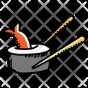 Sushi Japanese Dish Seafood Icon