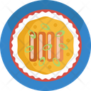 Asian Food Sushi Cooking Icon