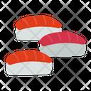 Sushi Seafood Fish Icon