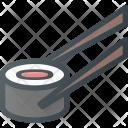 Sushi Chop Stick Icon