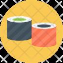 Sushi Japan Rice Icon