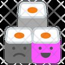 Sushi Maki Maki Sushi Icon