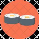 Sushi Maki Japan Icon
