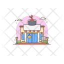 Sushi Restaurant Eating House Eatery Icon