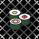 Sushi Roll Sushi Roll Icon