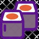 Sushi Roll Sushi Food Icon