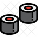 Sushi Rolls Icon