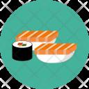 Sushi Seafood Food Icon