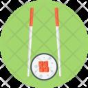 Sushi Sticks Japan Icon