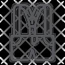 Suspenders Icon