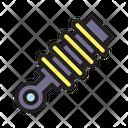 Suspension Car Vehicle Icon